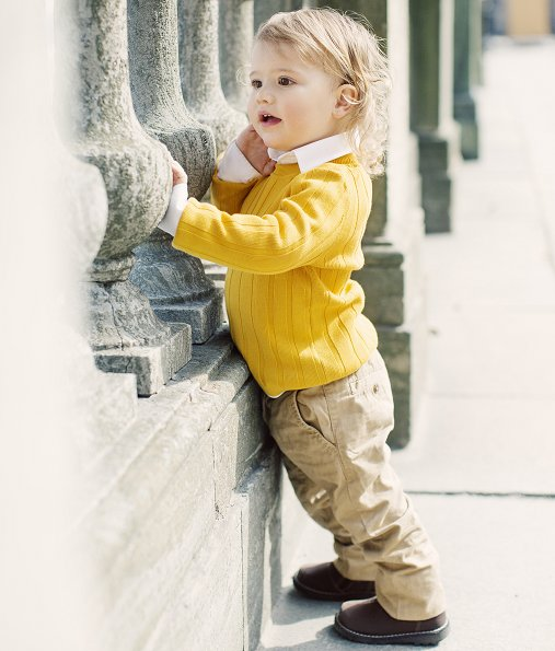 Prince Alexander of Sweden is the first child and son of Prince Carl Philip and Princess Sofia of Sweden. Alexander of Sweden celebrates his 2nd birthday