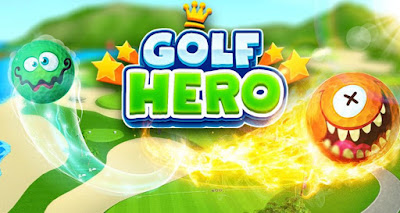 Golf Hero : Long drive shot Apk for Android