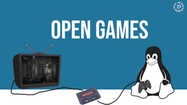 TOP 7 Games Open Source que você precisa conhecer