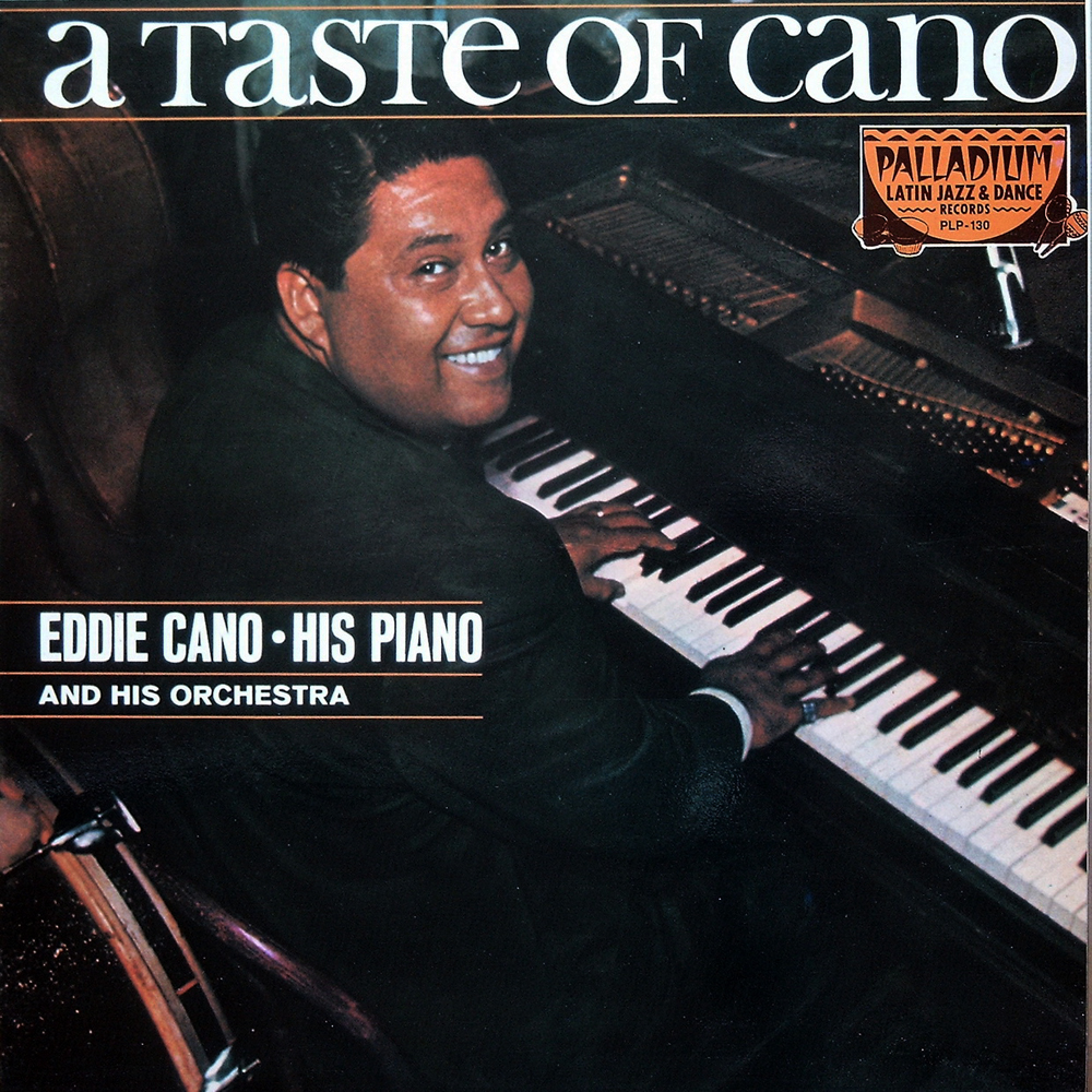 L'Ostia: Eddie Cano And His Orchestra - A Taste Of Cano