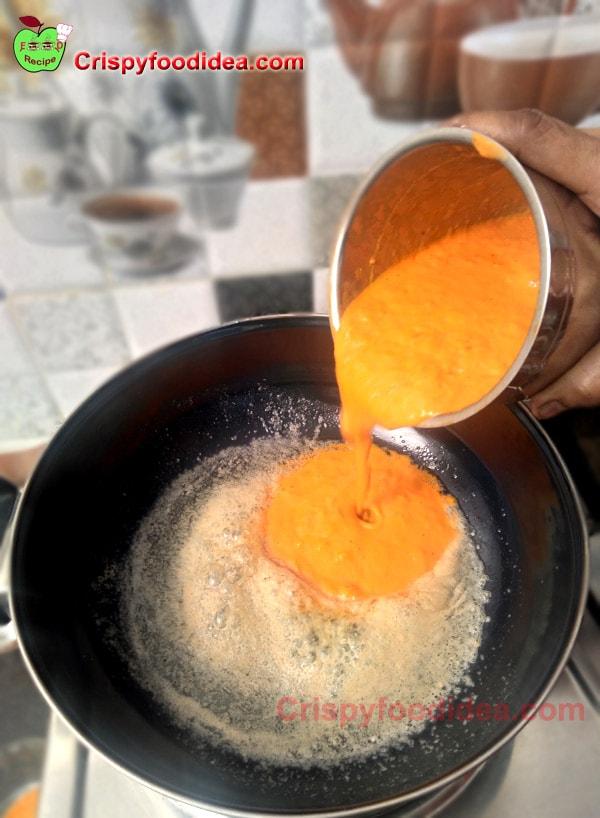 Paneer Butter Masala / Cheese Butter Masala Recipe