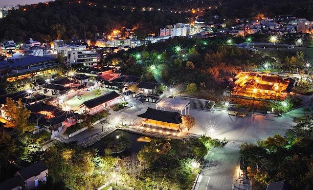Núi Namsan - Thắng Cảnh Tuyệt Đẹp Tại Seoul