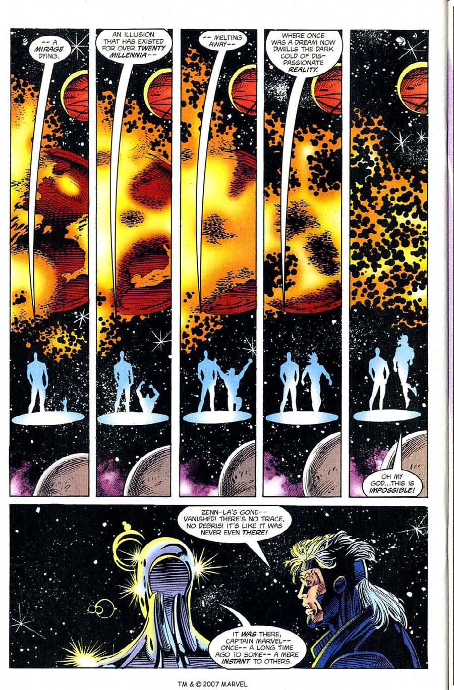 Silver Surfer (1987) Issue #122 #130 - English 30
