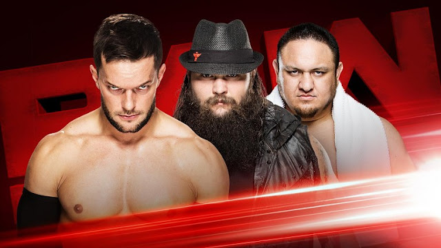#WWE: Previa de Monday Night Raw 29 de mayo de 2017