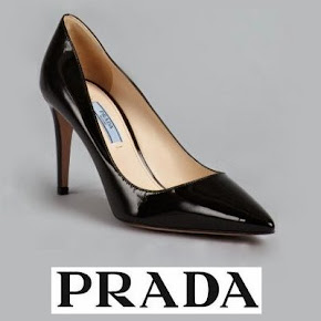 Princess Sofia wore PRADA Leather Point Toe Pumps