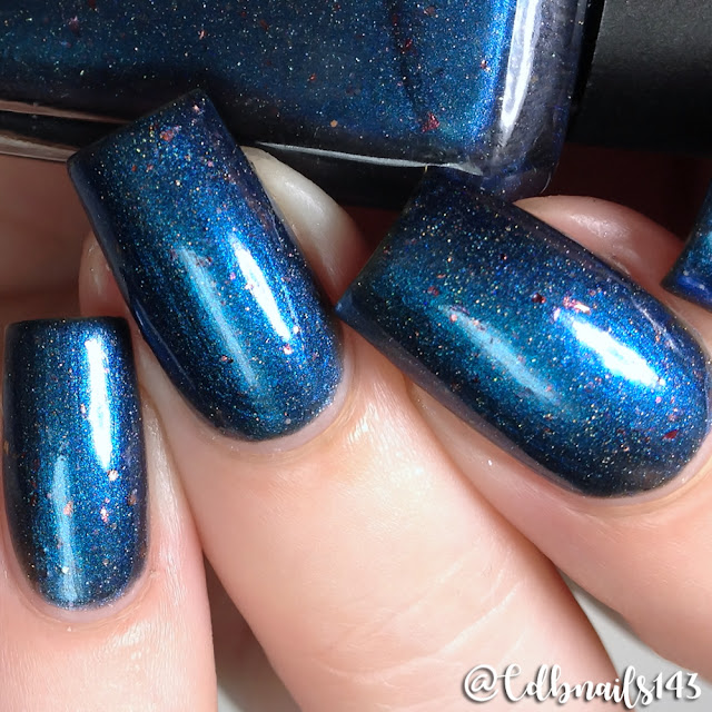 Fair Maiden Polish-Fall-ing Stars