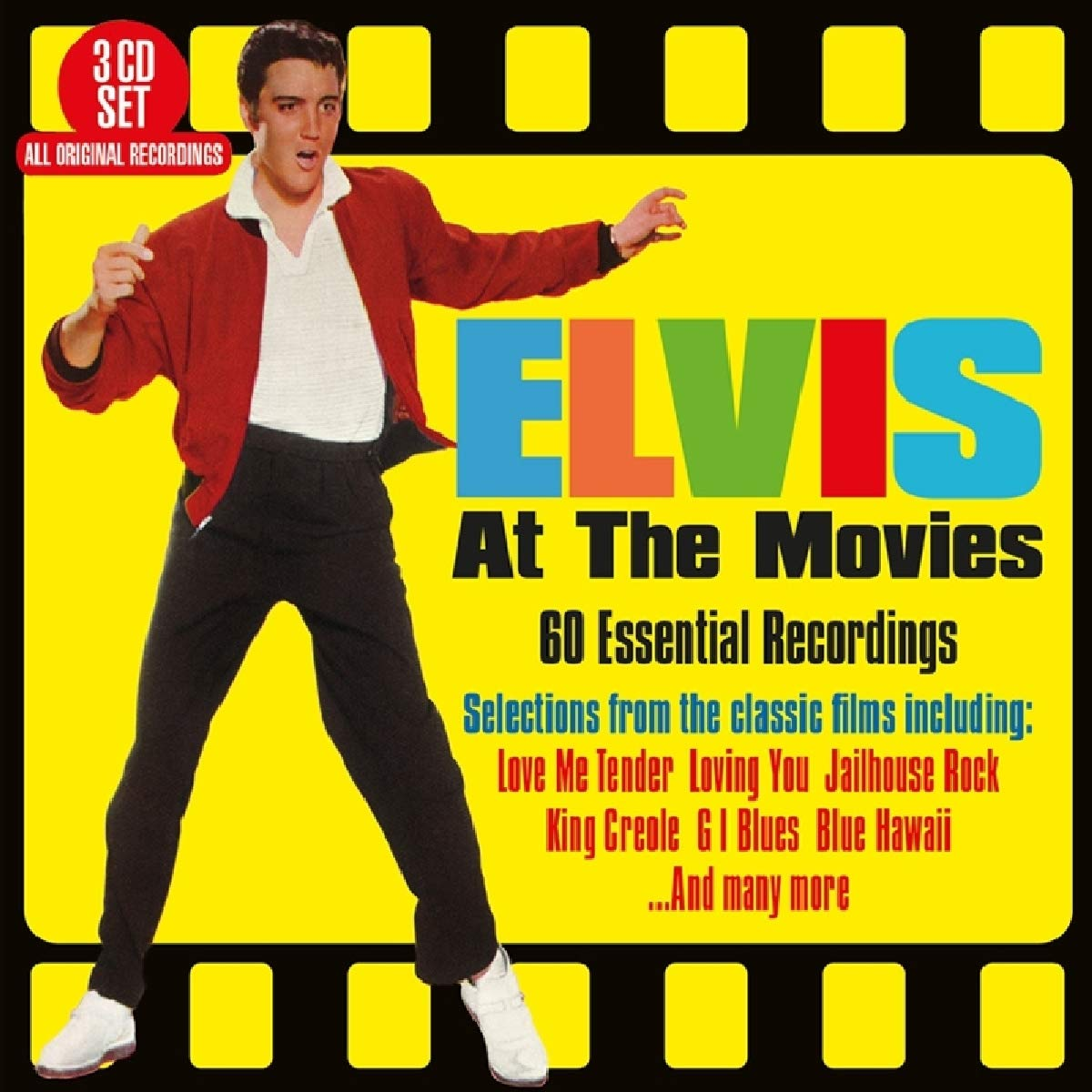 Elvis Day By Day: 03/01/2019 - 04/01/2019