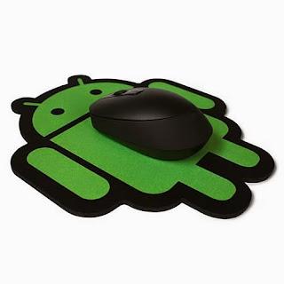 Tutorial Merubah Android Menjadi Mouse Dan Keyboard Di Komputer/Laptop Dengan Mudah