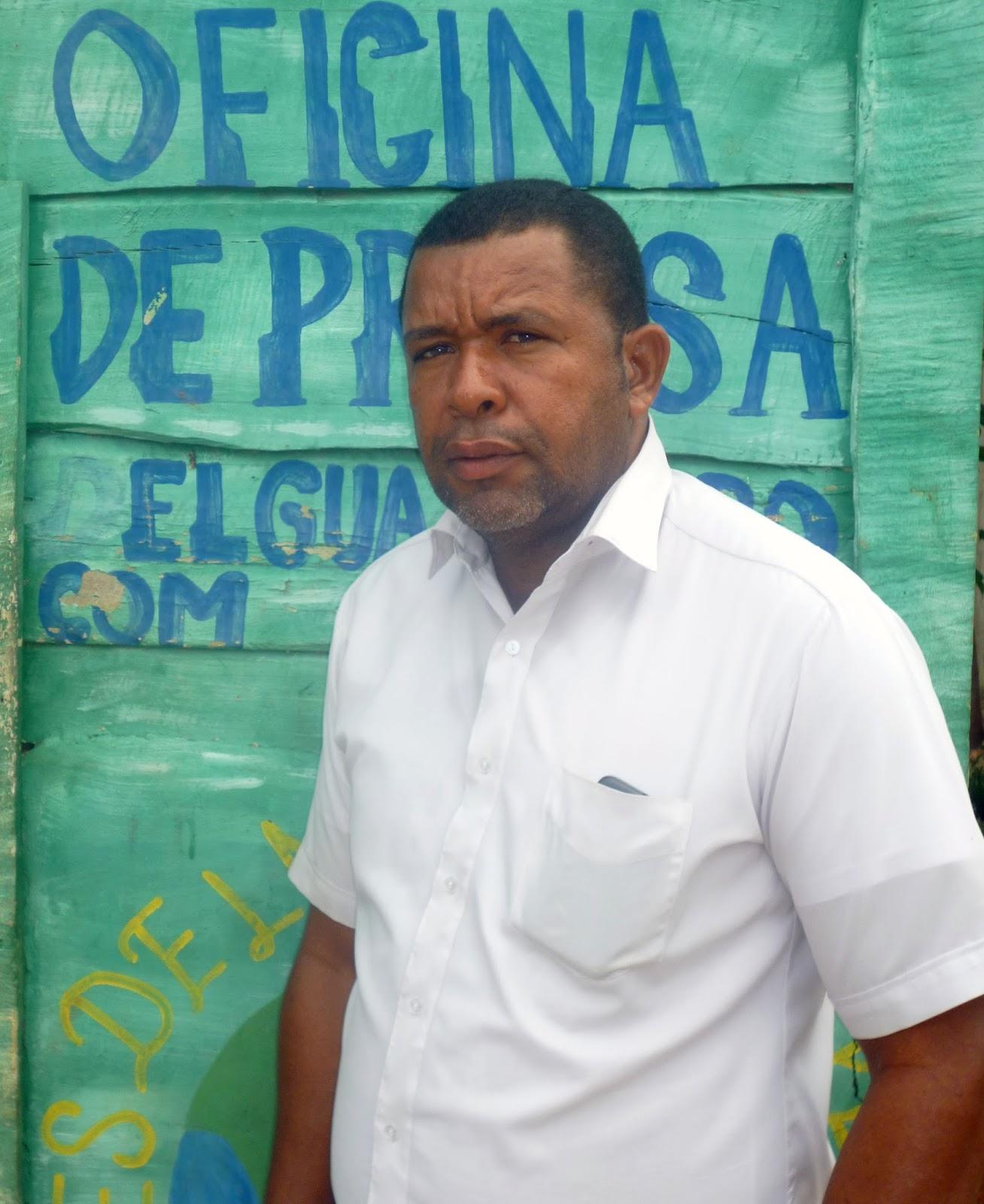 Presidente de la sala capitular de La Guázara de Barahona  suspende sección por injerencia  de un  hijo del síndico
