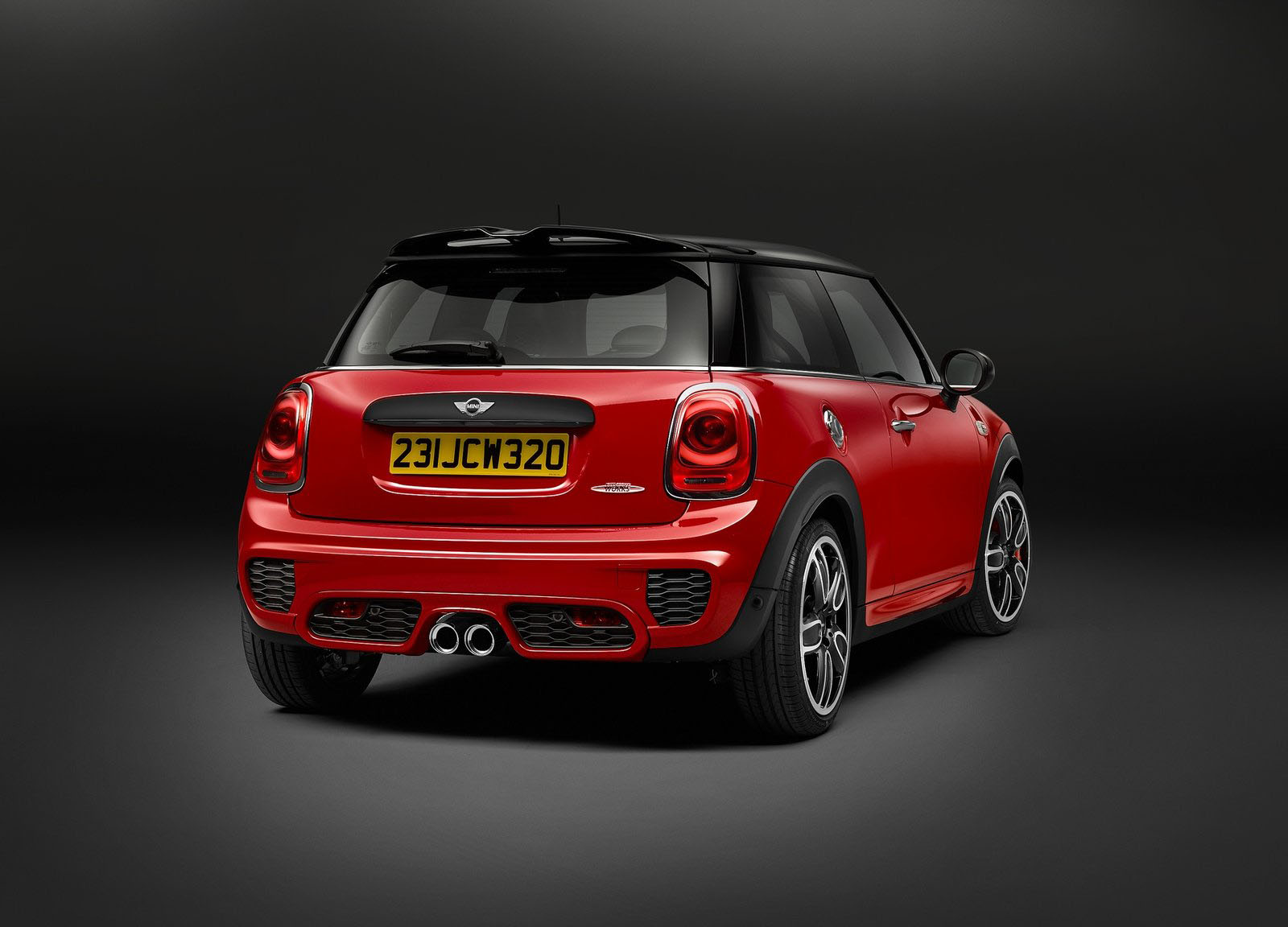 new mini john cooper works gp reportedly still a few years. Black Bedroom Furniture Sets. Home Design Ideas