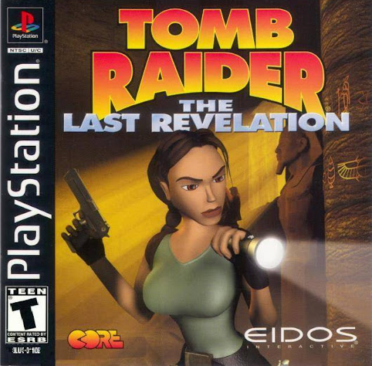 Free Download Tomb Raider - The Last Revelation PS1 ISO