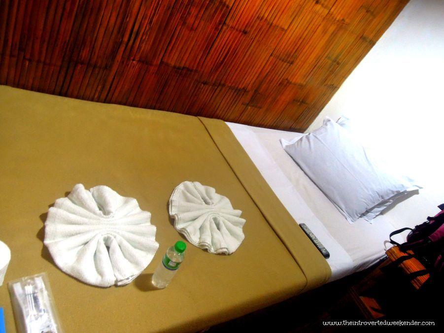 Bedroom at Baler Casitas Bed and Breakfast