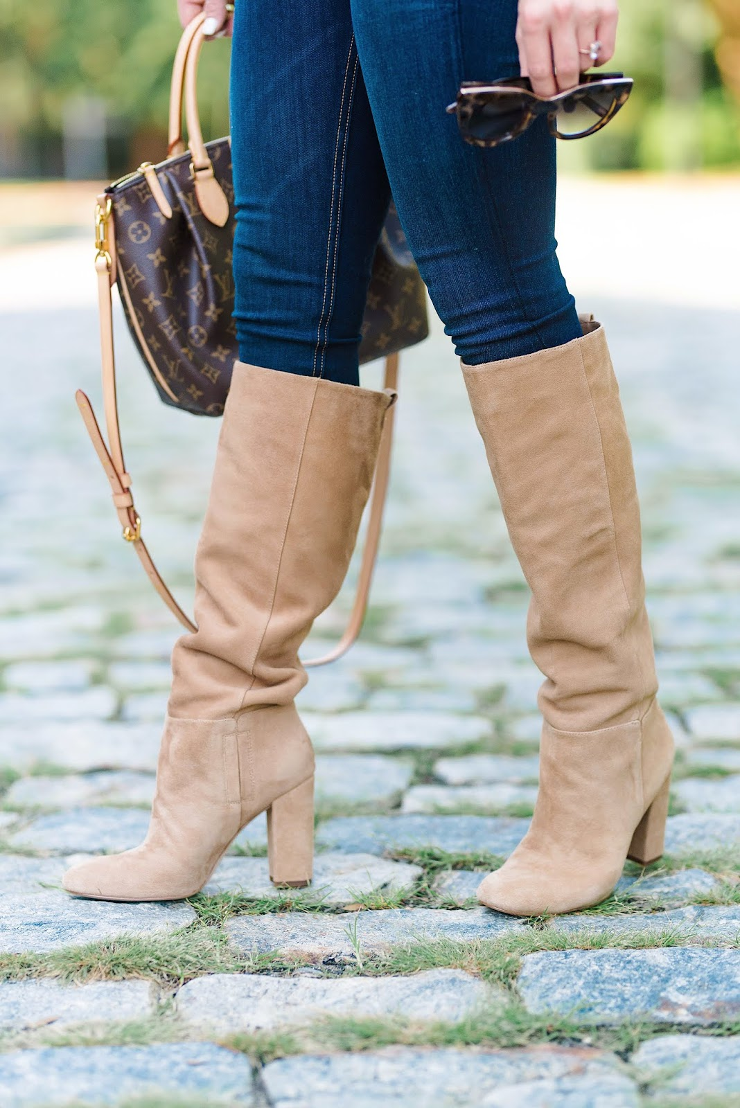 NSale Sam Edelman Caprice Knee High Boots - Something Delightful Blog