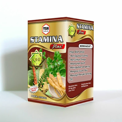 KAPSUL STAMUNA PLUS ~ RUQYAH DAN HERBAL