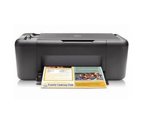 HP Deskjet F2483