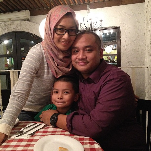Misha Omar Selamat Lahirkan Bayi Lelaki