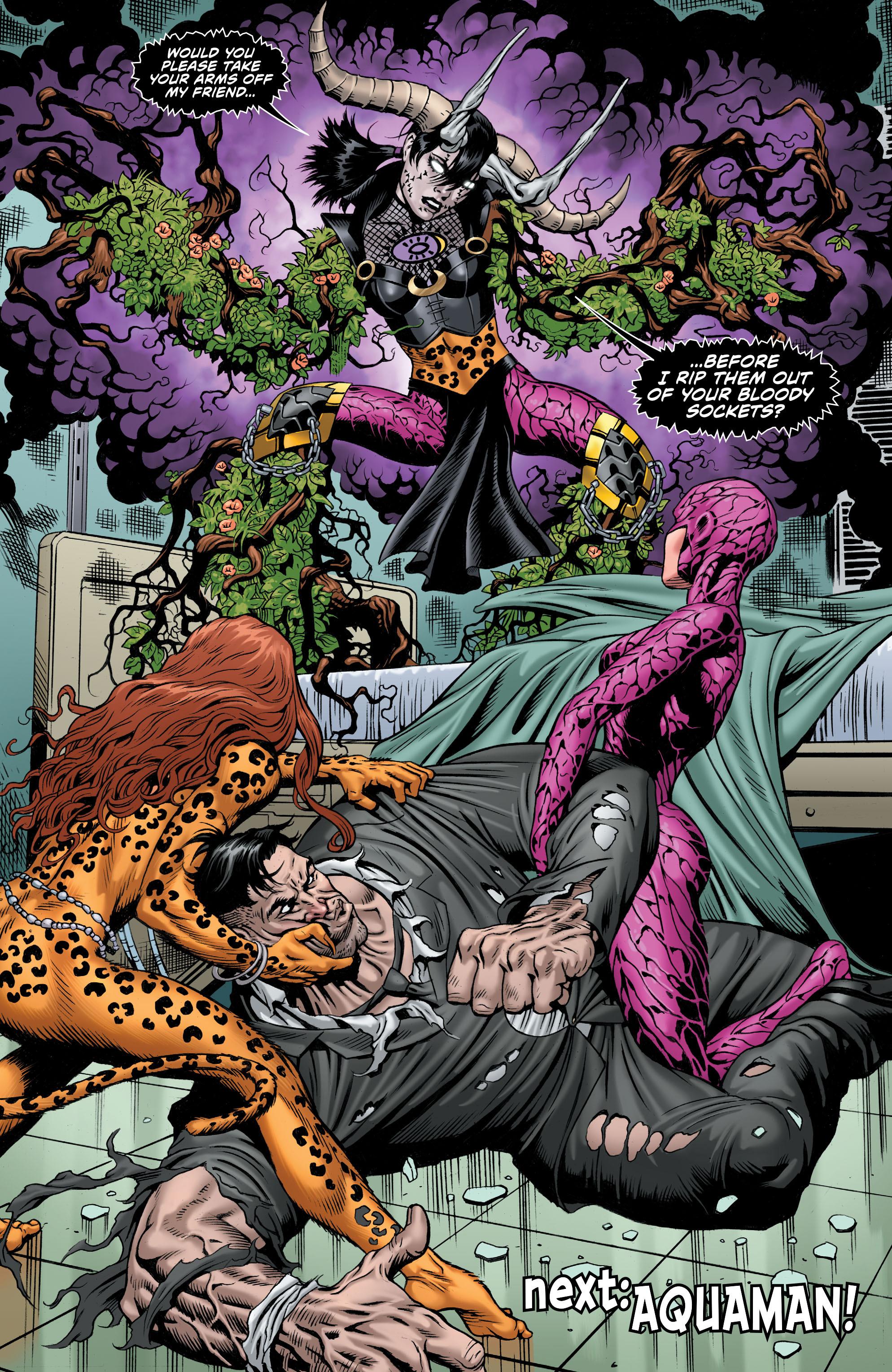 Read online Secret Six (2015) comic -  Issue #7 - 21