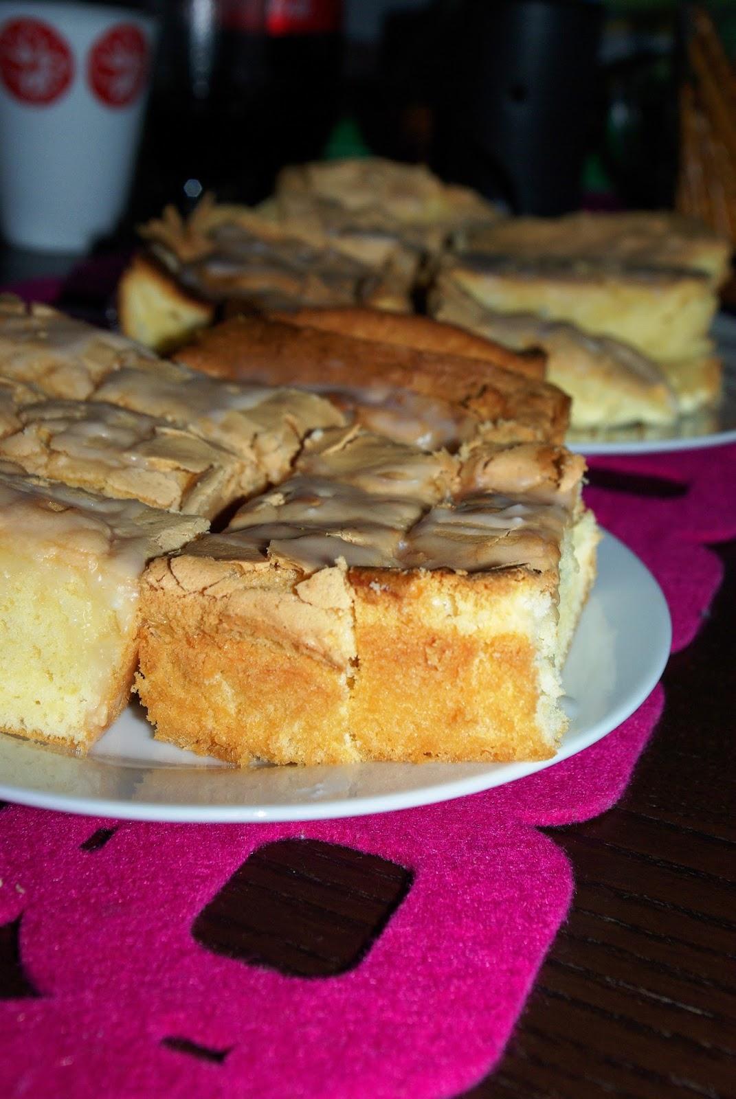 Szybkie i łatwe - Ciasto z majonezem
