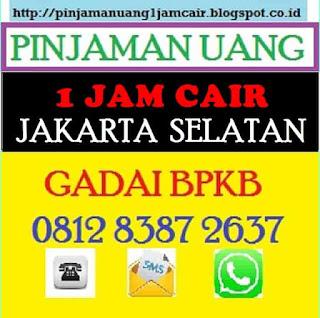 Gadai BPKB Mobil cepat di Jakarta Selatan