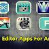 أفضل تطبيقات المونتاج وتحرير الفيديو للأندرويد