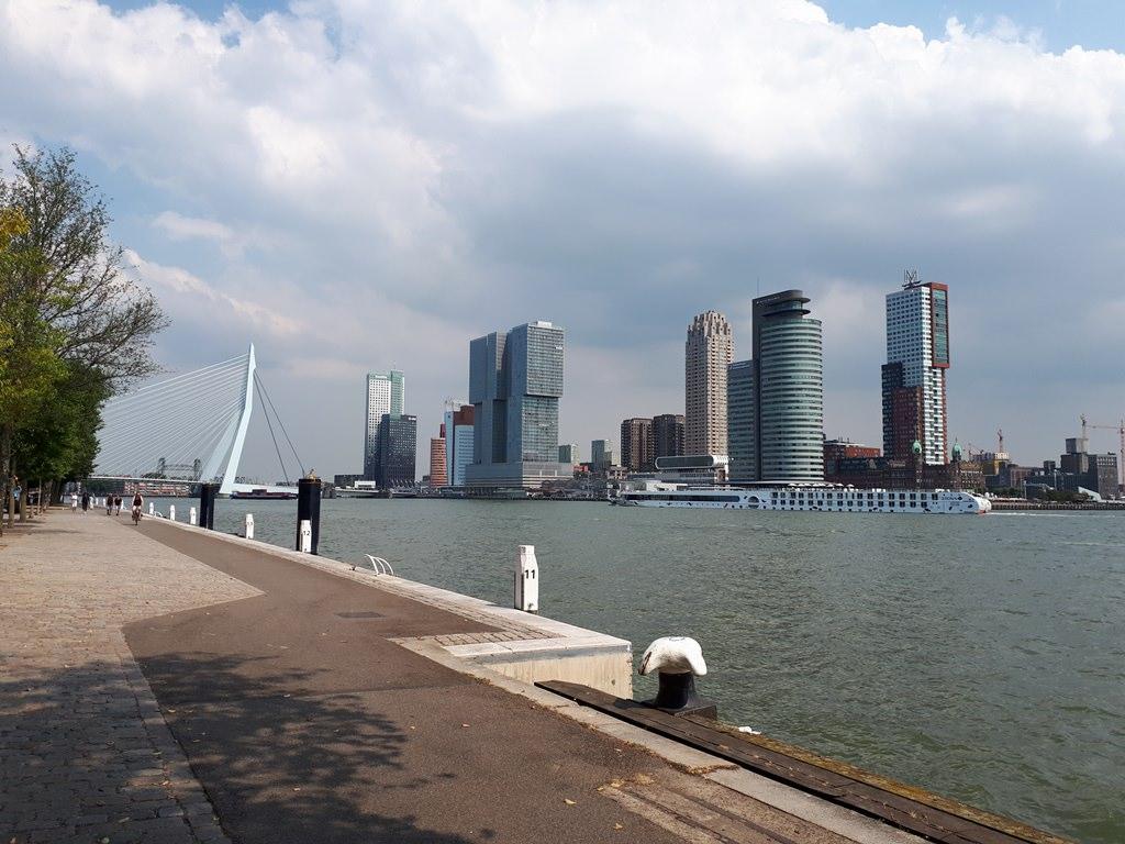 O que fazer em Roterdã?