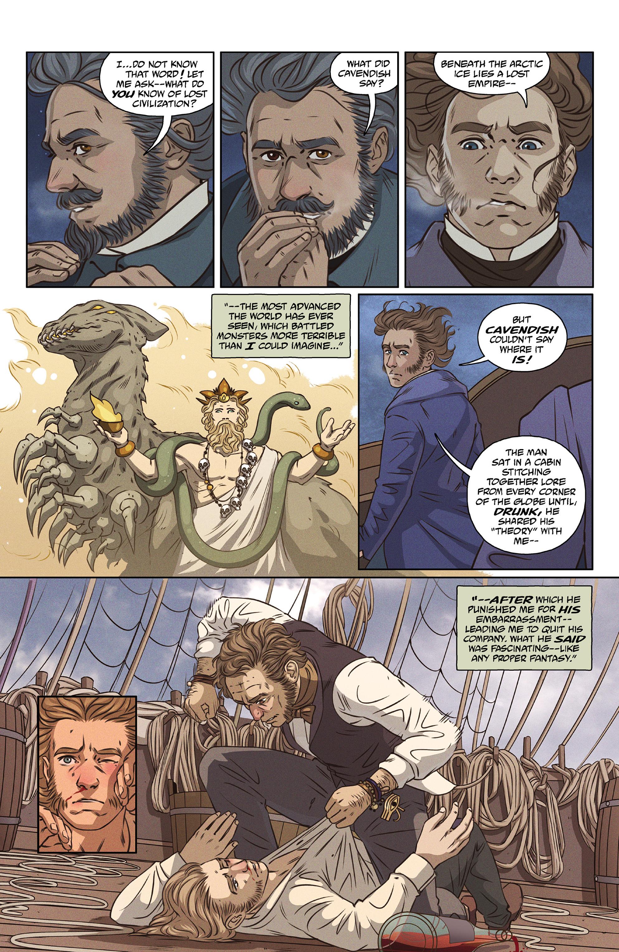 Read online Abe Sapien comic -  Issue #27 - 13