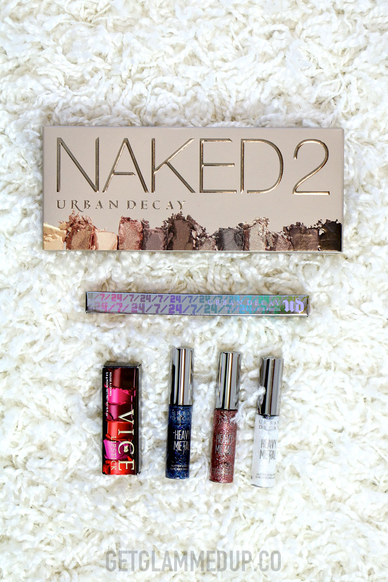 Urban Decay Giveaway Prize #2