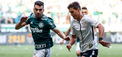Como assistir Corinthians x Palmeiras ao vivo na TV e online - Brasileirão 2019