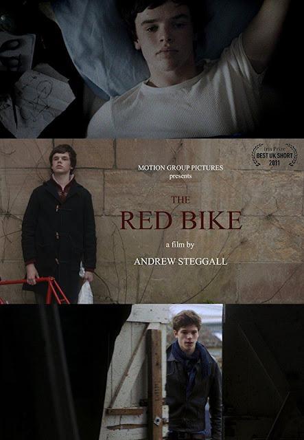 La bicicleta roja, film