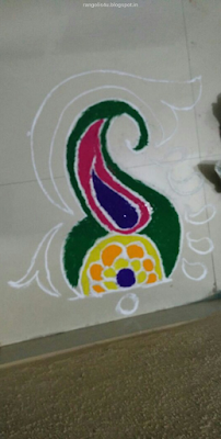 Download Simple Rangolis