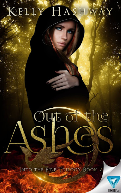 Cover Reveal Blitz: Out of the Ashes by Kelly Hashway