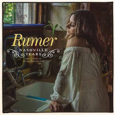 """Rumer sortira le 24 avril prochain son cinquième album """"Nashville Tears""""."""