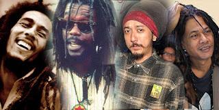 Tokoh Musik Reggae