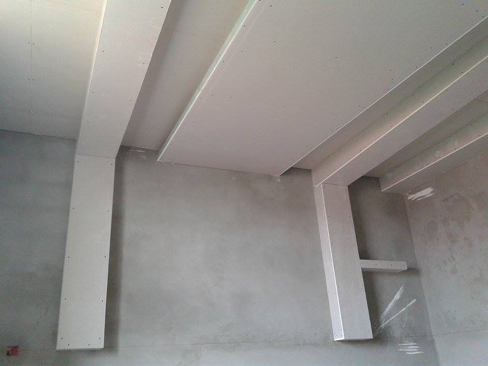 Taka Yaka Plafond Decaisse Pas A Pas Le Plafond Central