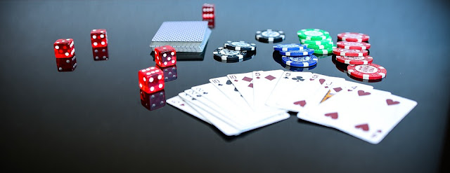 Skill to play poker online
