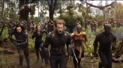 Urutan Film Marvel Avengers Infinity Wars