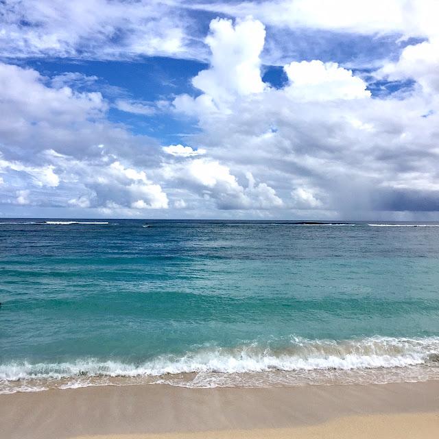 Vår fale på Lalomanu beach, Samoa