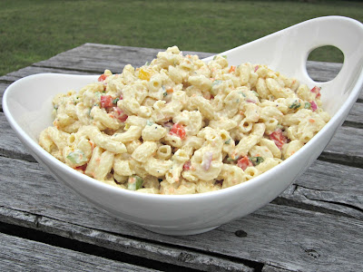 Ultimate Macaroni Salad