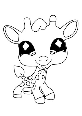 lps coloring pages dachshund | Littlest pet shop LPS blogi: Lps värityskuvia / coloring ...