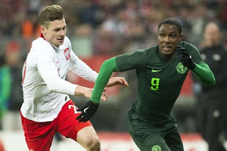 What we'll do against Iceland - Ighalo