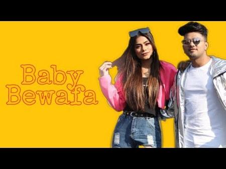 Baby Bewafa Lyrics & Video | Awez Darbar | Goldie Sohel