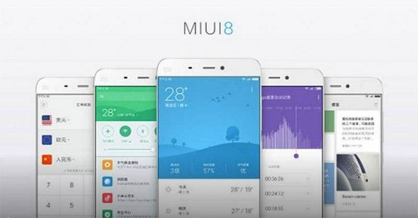 MIUI 8 Rom For Tecno M6