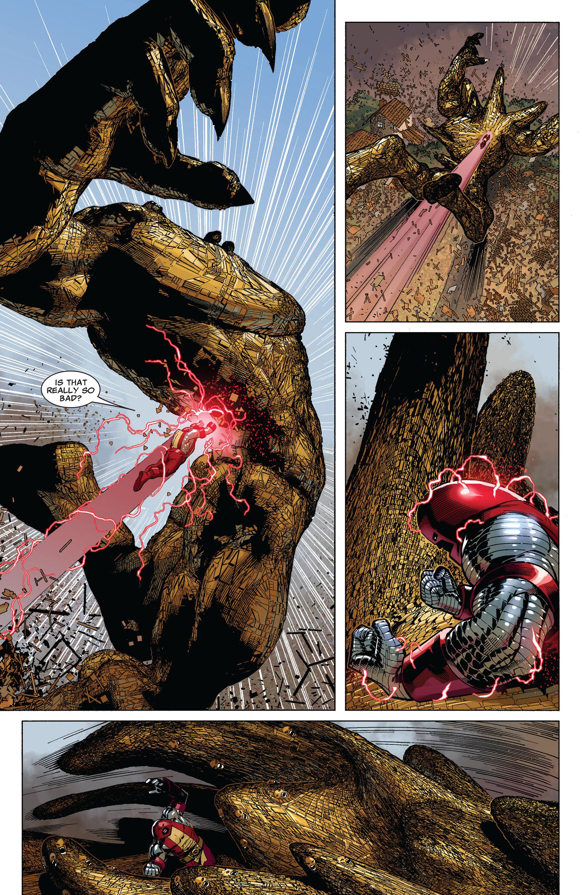 Read online Uncanny X-Men (2012) comic -  Issue #4 - 17