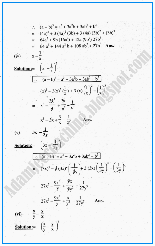 exercise-4-9-algebraic-expressions-mathematics-notes-for-class-10th