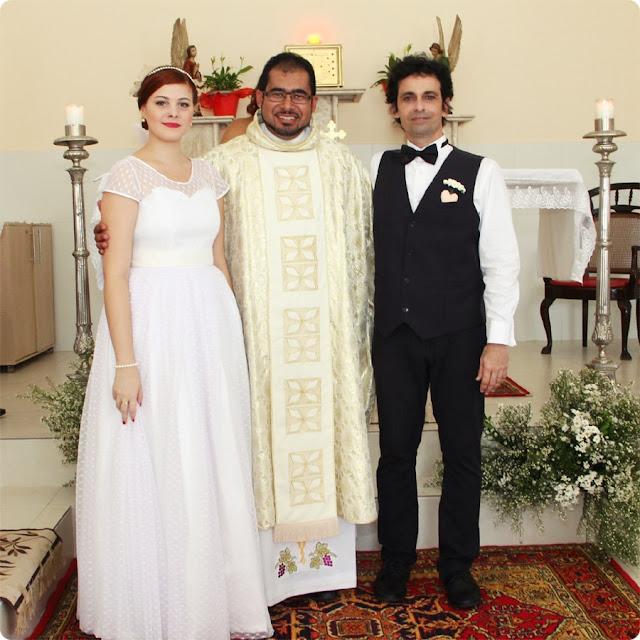 casamento vintage dia