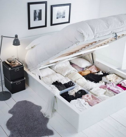 Storage solutions for bedrooms 7