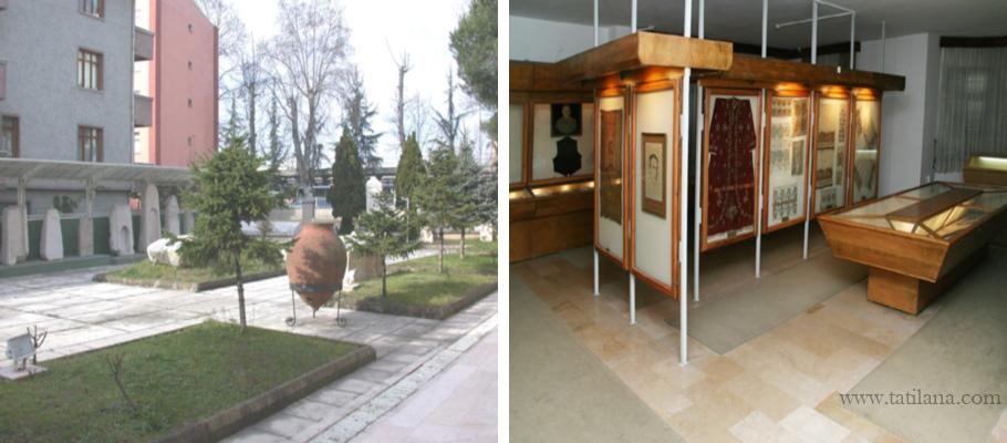Sakarya Müzesi Atatürk Evi