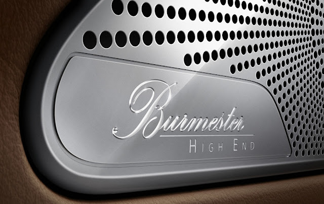 Mercedes S500 Cabriolet 2017 sử dụng Hệ thống âm thanh vòm Burmester® high-end 3D 24 loa