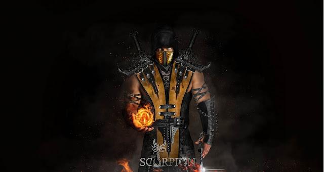 Scorpion 2 Wallpaper