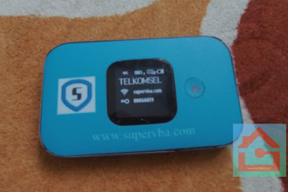 Cara Isi Ulang Kuota Internet MiFi di MyTelkomsel
